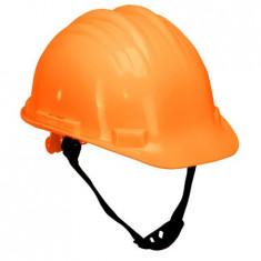 Casca de protectie industriala / portocaliu