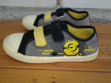 Despicable Me Minios / pantofi sport copii mar. 34