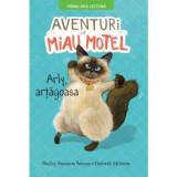 Aventuri la Miau Motel | Shelley Swanson Sateren, Deborah Melmon