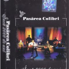Caseta audio: Pasarea colibri - Inca 2000 de ani ( originala, stare f.buna ), Casete audio