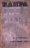 Aceşti îngeri trişti de D.R. Popescu