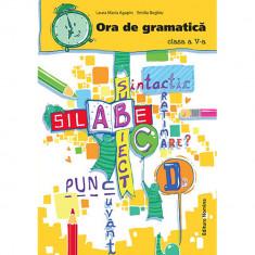Ora de gramatica cls 5 - Laura Maria Agapin