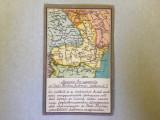 Cumpara ieftin WWI - Harta războiului României - primul război mondial - raritate!!!