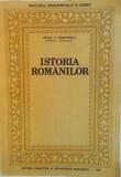 ISTORIA ROMANILOR de PETRE P. PANAITESCU, 1990