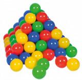 Cumpara ieftin Set 250 bile colorate Multicolor, Plastic, Knorrtoys