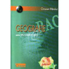 Geografie pentru bacalaureat 2005