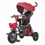 Tricicleta multufunctionala 4 in 1 Dhs Baby Hapi Neo, Visiniu