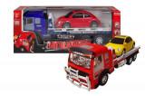 Camion de tractari auto-ARTYK 778B-A2, Rosu