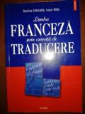 Limba franceza prin exercitii de traducere- Sorina Danaila, Ioan Bita