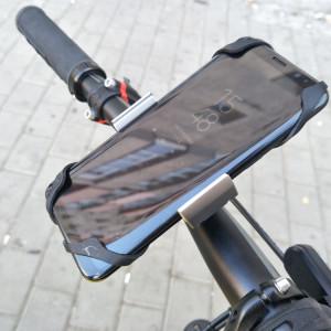 Suport Telefon Bicicleta Universal Aluminiu Vetter
