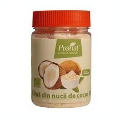 Faina din Nuca de Cocos Bio Pronat 130gr Cod: pm10601