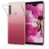 Husa SAMSUNG Galaxy A9 2018 - Luxury Slim 0.5mm TSS, Transparent
