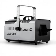 Beamz Snow 1800 masina de zăpadă de 2,5 litri 10m³ 1800Wcucontrol de la distanță
