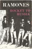 Caseta Ramones – Rocket To Russia, foarte rara, editie 1977