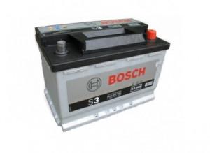 Baterie auto Bosch S3 70Ah 640A 0092S30080