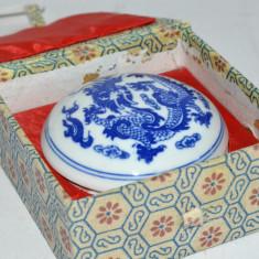 Ceara rosie pentru sigiliu pecete- in cutie- Made In China