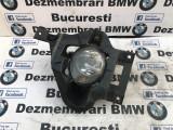 Proiector cu suport stanga original BMW E81,E87,X1 E84,X3 E83,X5 E70, 1 (E81, E87) - [2004 - 2013]
