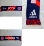 Fular Adidas Bayern Munchen Made in United Kingdom; 100% poliacril; impecabil