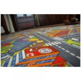 Mocheta Strazi Big City gri, 400 cm