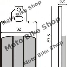 MBS Placute frana Malaguti F15 MCB578, Cod Produs: 225100070RM