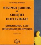 Regimul juridic al creatiei intelectuale Yolanda Eminescu