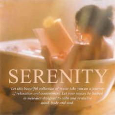 CD Serenity, original, 2002