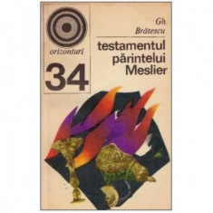 Testamentul Parintelui Meslier