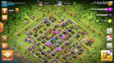 Cont Clash of clans th12 aproape max, lvl 226
