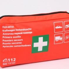 Trusa medicala auto de prim ajutor Mini 40x140x60 mm Kft Auto