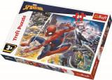 Puzzle Trefl 24 Maxi curajosul Spiderman