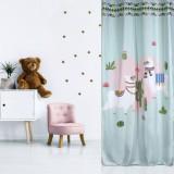 Cumpara ieftin Perdea pentru copii Lama Multicolor, 140 x 250 cm, 1 bucata