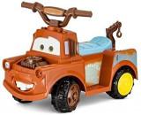 Mașinuță electrică pentru copii Disney Mater 6V