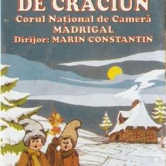 Corul Națonal de Cameră Madrigal Dirijor: Marin Constantin – Colinde De Crăiun