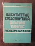 Geometrie descriptivă și desen tehnic-I.Enache