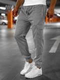 Cumpara ieftin Pantaloni de trening gri Bolf JX326