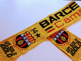 "Fular fotbal - Barcelona Sporting Club ""Un solo Idolo"""