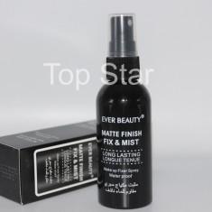 Spray fixarea machiajului Matte Finish Fix&Mist Long Lasting