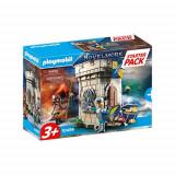 Set de Constructie Fortareata Cavalerilor Novelmore, Playmobil