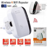Amplificator Retea Semnal Wireless-N WiFi Repeater 300Mbps - 173