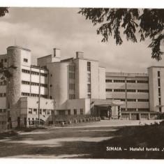 """CPI B13655 CARTE POSTALA - SINAIA - HOTELUL TURISTIC """"COTA 1400"""", RPR"""