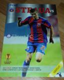 Program Fotbal Steaua Ujpest Budapesta 2009 Europa league bilet Romania