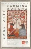 Caseta Carl Orff – Carmina Burana (Essential Classics), originala