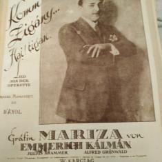 Komm Zigany, HaiT tigan , lied aus der Operette, vrsuri romanesti de D'Ayol