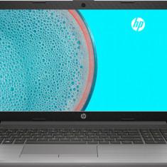 Laptop HP 250 G7 Intel Core (10th Gen) i7-1065G7 256GB SSD 8GB FullHD DVD-RW Argintiu