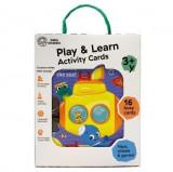 Baby Einstein Play & Learn Activity Cards: Activity Card Set