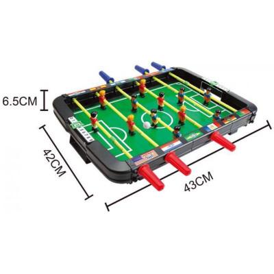 Joc de masa Fotbal ,din plastic, 43x42x6,5 cm foto