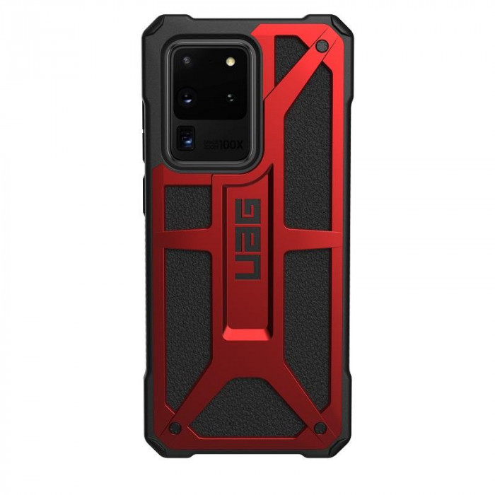 Carcasa UAG Monarch Samsung Galaxy S20 Ultra Crimson