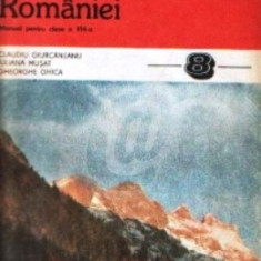 Geografia - Manual pentru clasa a VIII-a
