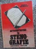 Autoinstruire In Stenografie Sistemul Taylor - Silvia Manoliu ,533605