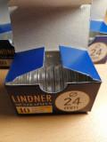 Capsule monede 50 Bani - 24 mm Lindner!